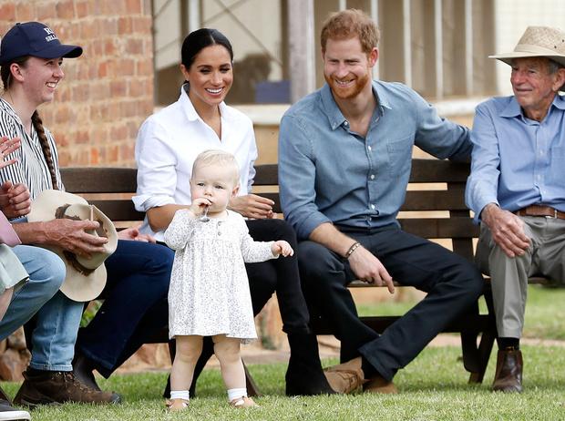 Фото №5 - Судьба Меган Маркл в королевской семье