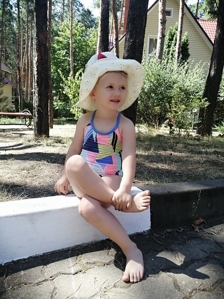 Фото №21 - Детский конкурс «Я на солнышке лежу»: голосуем за самое яркое фото