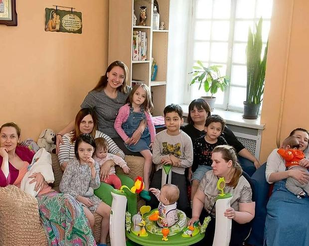 Фото №3 - «Дом для мамы»: куда пойти беременной или с детьми на руках, если некуда идти