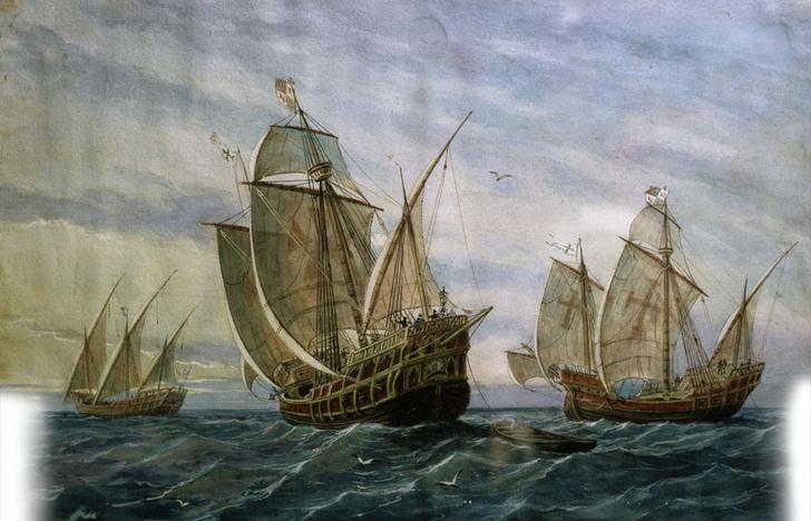 Фото №3 - Капитан Америка: 8 фактов о Христофоре Колумбе