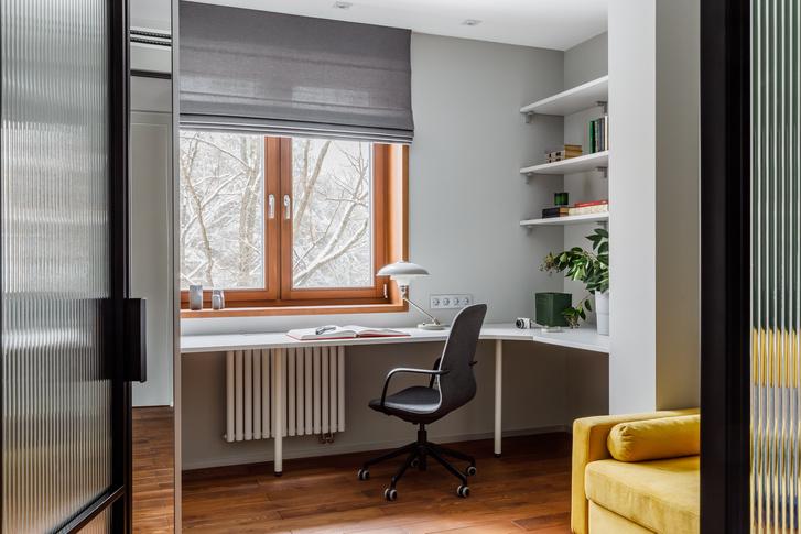 Фото №8 - Квартира 124 м² для искусствоведа и ученого в Химках