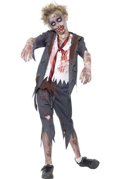 Фото №1 - Как смастерить ребенку костюм на Хэллоуин за полчаса: 7 идей
