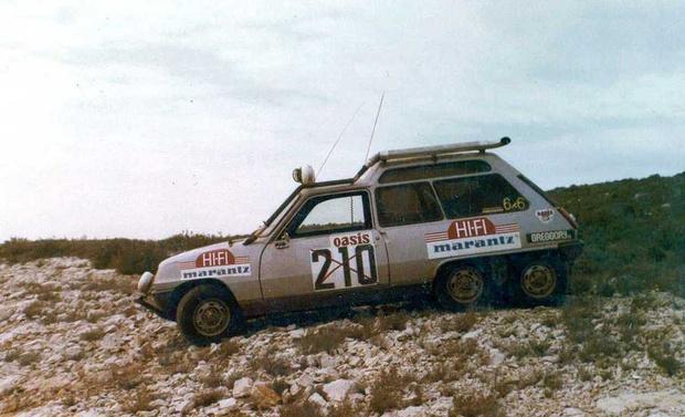Фото №3 - О шести колесах: машины, которым пара лишних колес— не помеха