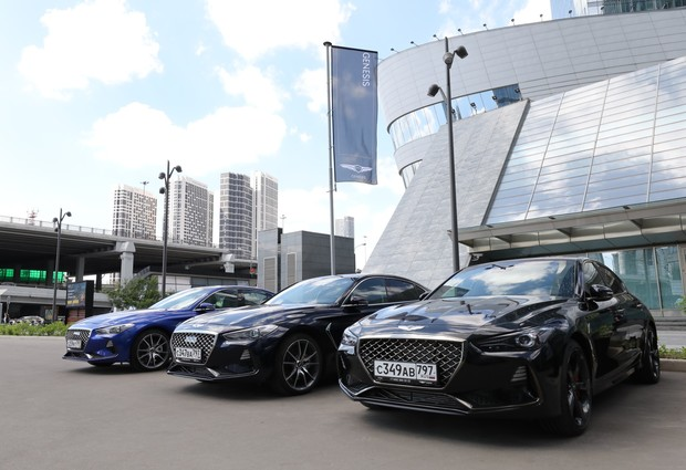 Фото №3 - «Все включено!»: Genesis запускает в России проект онлайн-подписки на автомобили