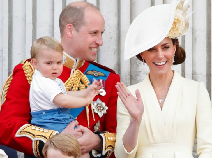 Фото №3 - Как герцогиня Кейт отучает принца Луи от плохих привычек