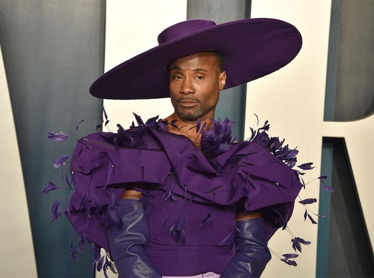 Фото №1 - «Я не трансвестит, я мужчина в платье»: Билли Портер и его модная революция
