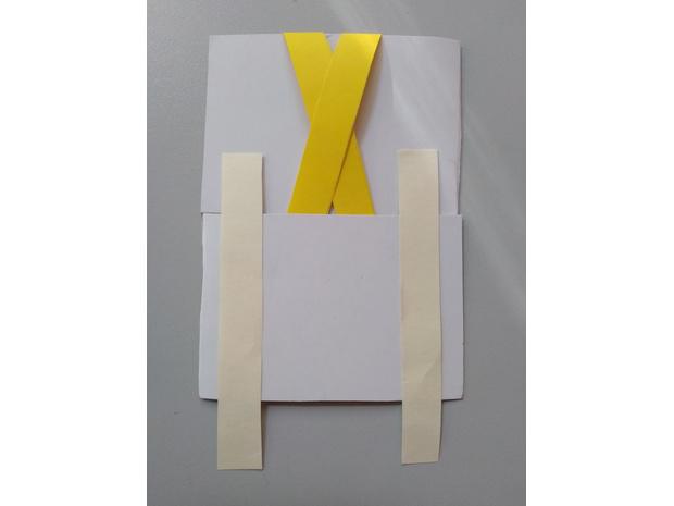 Фото №5 - Как сделать ребенку «волшебный бумажник»: инструкция в картинках и видео