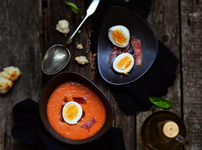 Фото №6 - Холодный суп: история, тонкости, рецепты