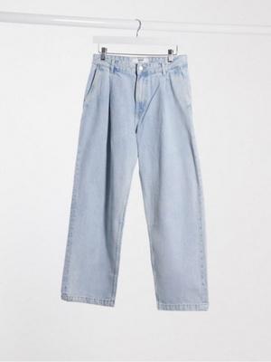 Фото №2 - Какие джинсы носить осенью 2020: 7 главных трендов
