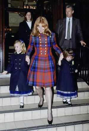Фото №3 - Самая болезненная потеря Сары Фергюсон после развода с принцем Эндрю