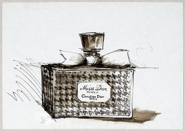 Фото №14 - Miss Dior Absolutely Blooming: аромат с легендарной историей