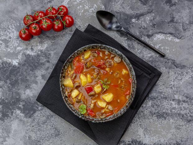 Фото №1 - Мясо по-азиатски: простой видеорецепт от кулинарного блогера