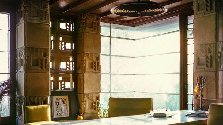 Фото №4 - В Калифорнии продается дом Фрэнка Ллойда Райта