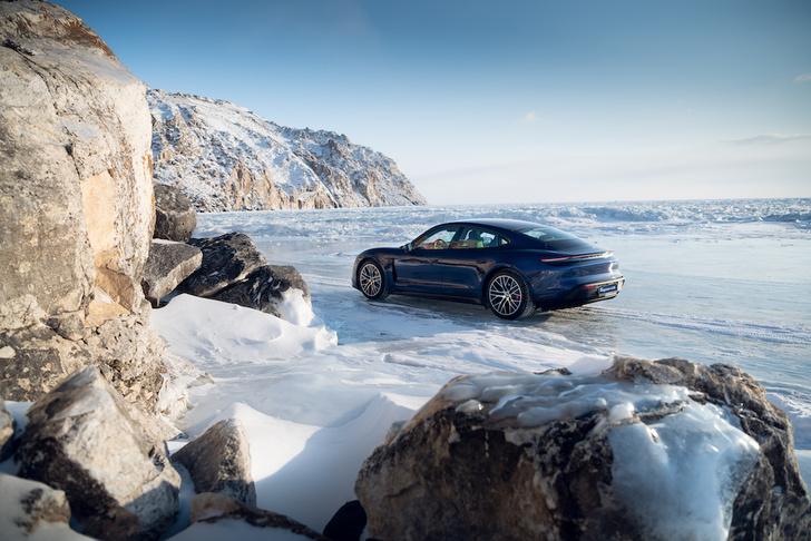 Фото №6 - Байкал: электрический лед