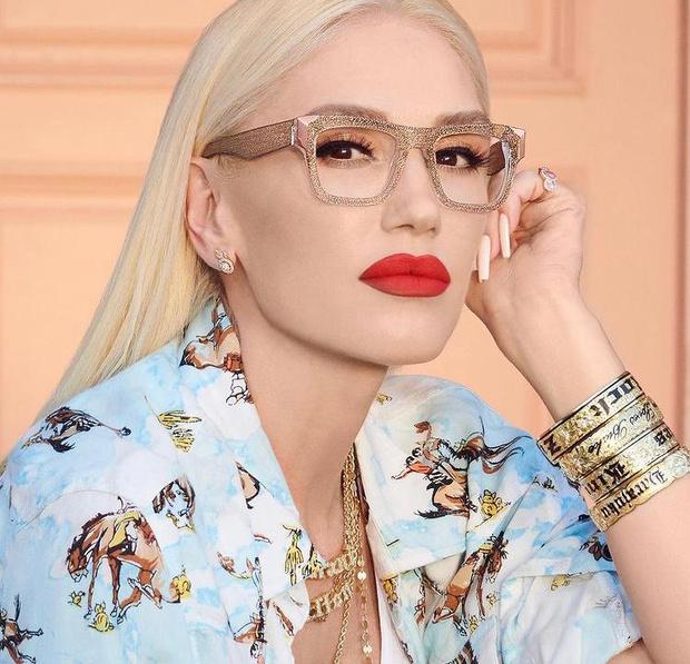 Фото №3 - Набрать очки: вечно юная Гвен Стефани представила новую коллекцию оправ