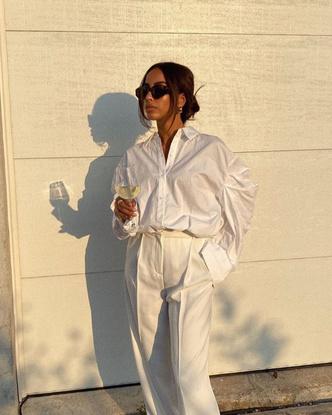 Фото №4 - 8 предметов гардероба, которые помогут выглядеть стильно на любой фотографии