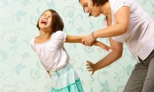 Фото №1 - Порка в детстве ведет к раку и астме