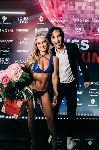 Фото №3 - В Москве состоялся грандиозный финал конкурса Miss MAXIM 2019