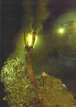 Фото №2 - Черные дымы на дне океана