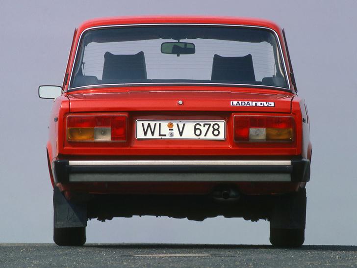 Фото №5 - Как назывались экспортные версии советских автомобилей