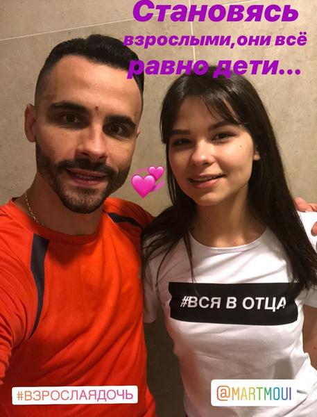 Фото №2 - Дмитрий Иванов показал взрослую красотку-дочь