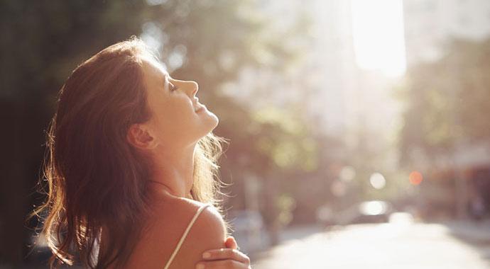 Лето раскрывает нашу чувственность
