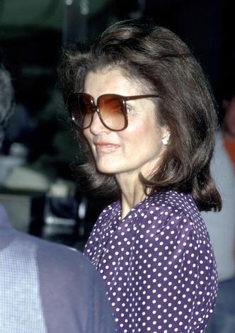 Фото №4 - Любимые солнцезащитные очки Жаклин Кеннеди