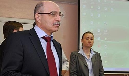 Фото №1 - Назначен новый руководитель Петербургского терфонда ОМС