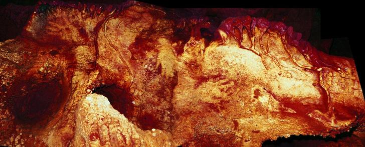 Фото №1 - Найдены древнейшие в Европе наскальные рисунки