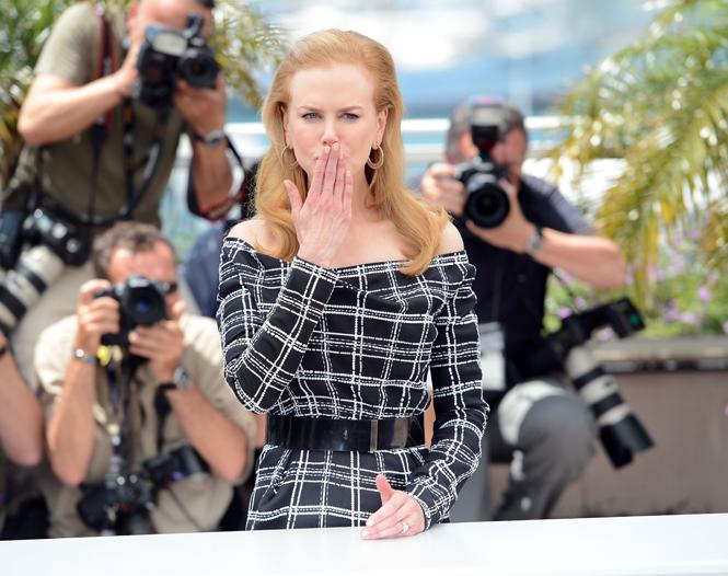 Фото №36 - Королева Канн: все модные образы Николь Кидман за историю кинофестиваля
