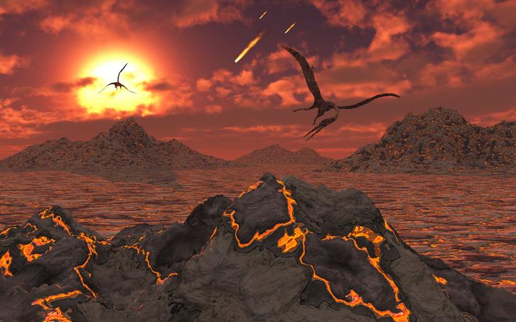 Фото №1 - Ученые подтвердили причину гибели динозавров