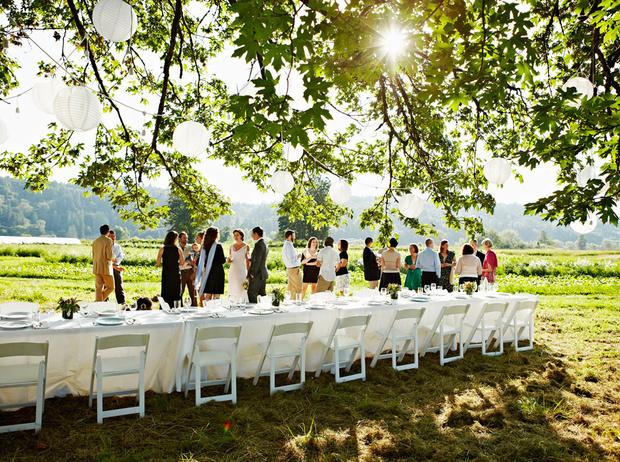 Фото №2 - 8 вдохновляющих примеров свадебного декора