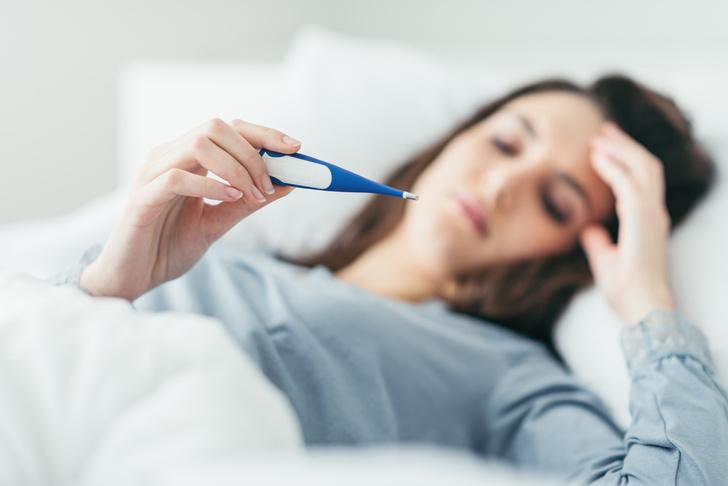Повышенная температура у беременных это нормально