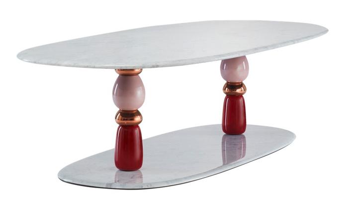 Фото №7 - ТОП-10: столы на скульптурном основании