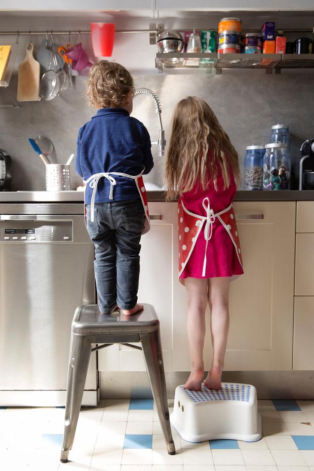 Фото №1 - Как научить ребенка быть самостоятельным: 9 золотых правил