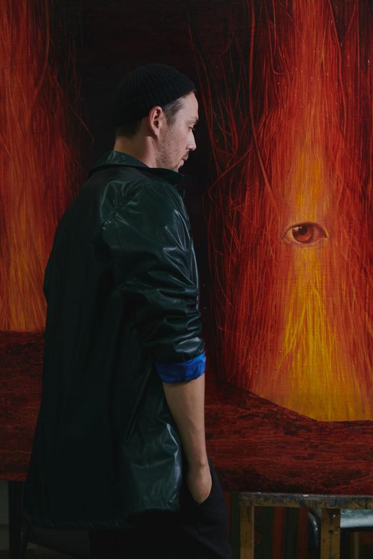 Фото №1 - Выставка художника Саши Купаляна в Санкт-Петербурге
