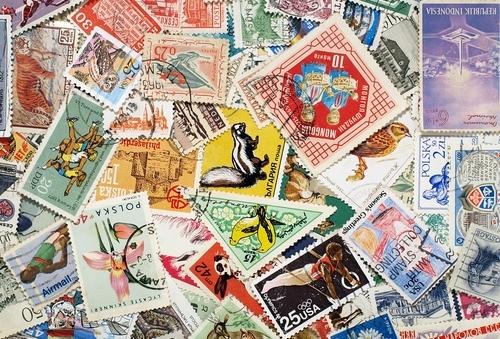Фото №1 - Политическая филателия: марки, изменившие мир