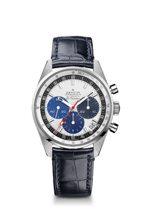 Фото №2 - Бренд Zenith представил часы Chronomaster Revival Manufacture Edition