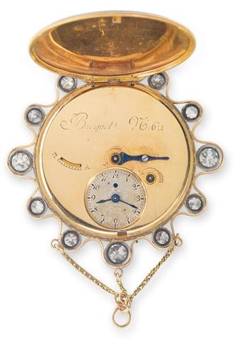 Фото №5 - Часы Breguet: 6 интересных фактов о любимцах Наполеона, Марии-Антуанетты и Онегина