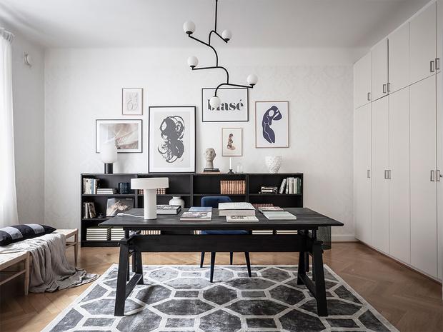 Фото №10 - 10 идей для домашнего офиса