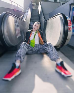 Фото №8 - Фокус на тебе: StreetBeat совместно с Nike,PUMA,ASICS,VansиJordan выпустили проект про обычных девушек