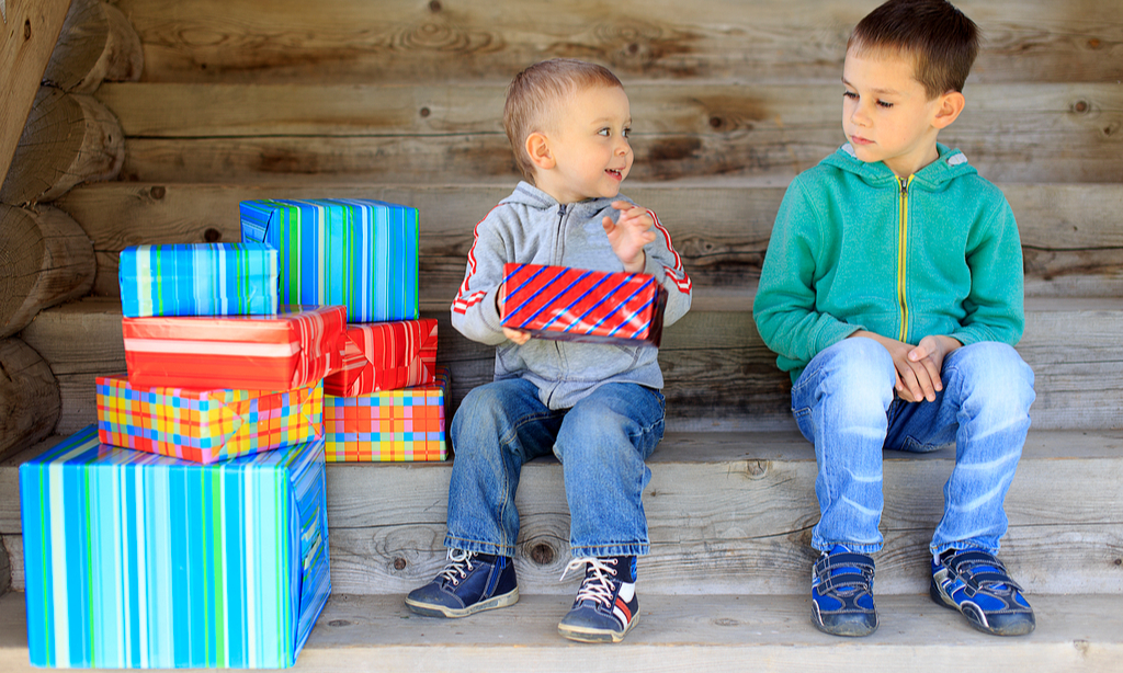 Если ребенок— жадина: 15 советов маме