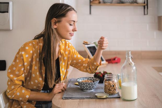 Фото №2 - 10 здоровых способов похудеть после родов