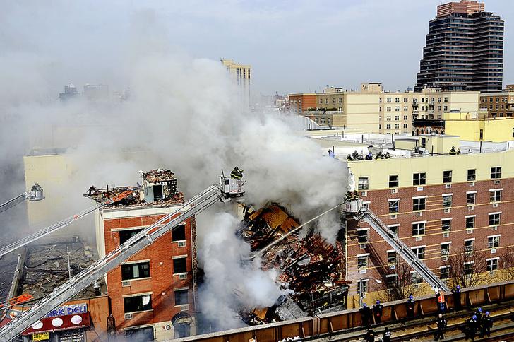 Фото №8 - Подвиг по расписанию: как работают спасатели службы 911