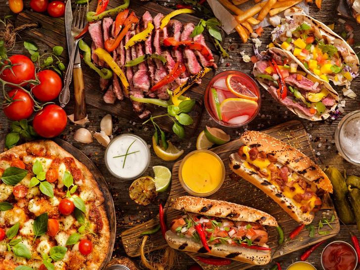 Фото №1 - Опасный микс: 11 продуктов, которые не стоит есть вместе