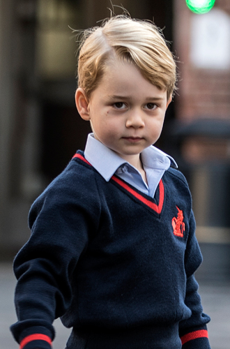 Фото №3 - Еще одна из рода Виндзоров: тетя принца Джорджа стала его одноклассницей