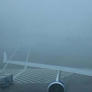 Фото №1 - Пассажиры потерялись в английском тумане