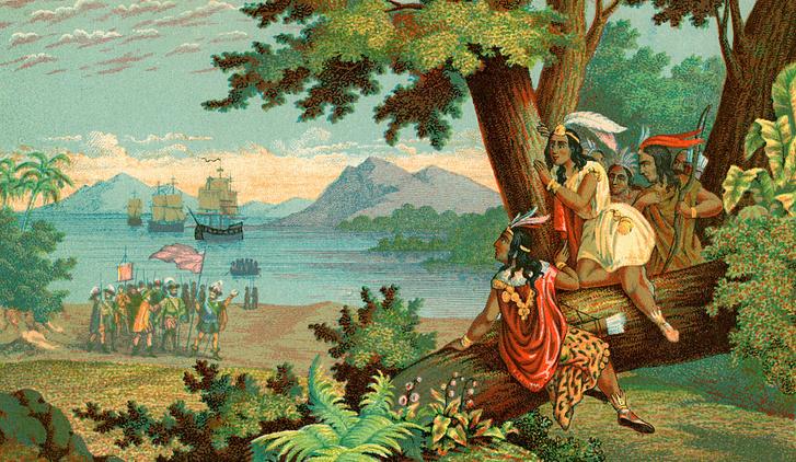 Фото №1 - Ученые опровергли миф о Колумбе и сифилисе