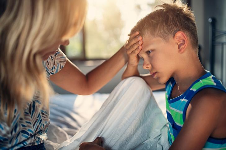 Фото №1 - Как материнские страхи портят жизнь детям