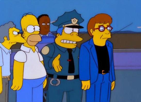 Фото №6 - 15 самых крутых пародий в «Симпсонах»